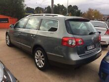 2008 Volkswagen Passat Type 3C TDI Grey Sports Automatic Dual Clutch Wagon Fyshwick South Canberra Preview