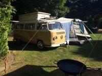 VW Baywindow Campervan - 1972