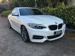 2016 BMW M240i F22 MY17 Sport Line White 8 Speed Automatic Coupe Bowen Hills Brisbane North East Preview