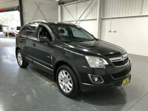 2012 Holden Captiva CG MY12 5 (FWD) Black 6 Speed Automatic Wagon Beresfield Newcastle Area Preview