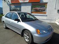 2003 HONDA CIVIC AUTOMATIC AIR CERTIFIED AND ETESTED