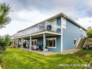 Beautifu sea view North Nanaimo Home For Rent!
