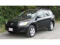 2010 Toyota RAV4 - Low KMs - Lady Driven - One Owner