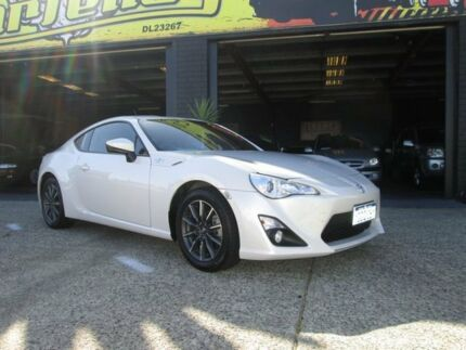 2013 Toyota Celica 86 AT  gt sports White 6 Speed Auto Seq Sportshift Coupe O'Connor Fremantle Area Preview