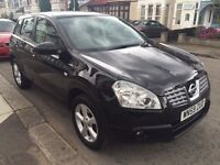 2009 59 REG Nissan Qashqai 2.0 Acenta 5d, AUTOMATIC, 1 OWNER, FULL SERVICE HISTORY FROM NISSAN