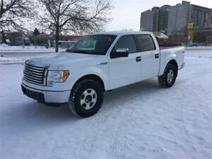 2012 Ford F150 XLT Supercrew 4x4 We Finance! Pay direct-No Banks