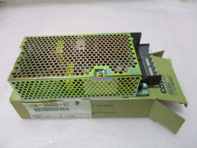 Cosel PAA100F-12, Power Supply, 8A +12VDC, 417813