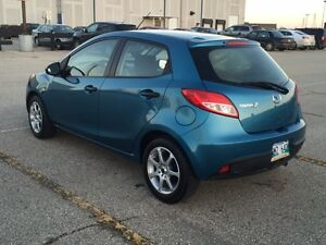 2011 Mazda Mazda2 Winter Tires with Rims!