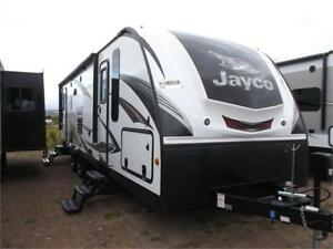 2017 CLEAROUT! 2017 JAYCO White Hawk 27DSRL travel trailer