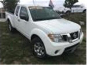2013 Nissan Frontier SV | V6 | 4WD | All Power | Cruise | Blueto