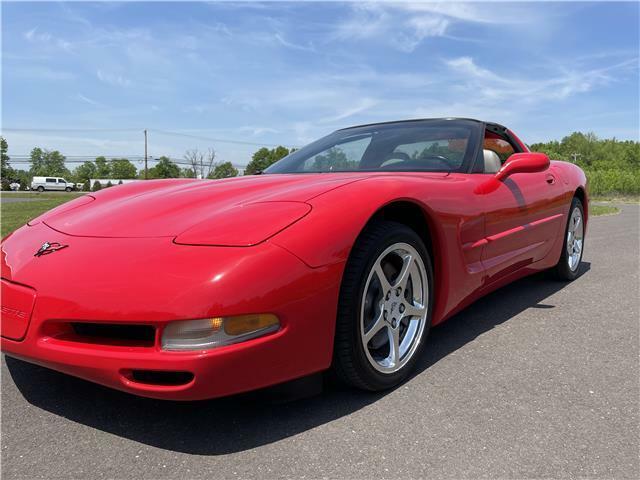 2000 Red Chevrolet Corvette Coupe  | C5 Corvette Photo 7