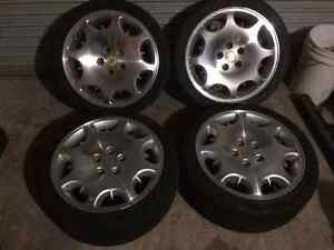 4 x mags/rims tyres suit VR VS VT Holden Commodore Hastings Mornington Peninsula Preview