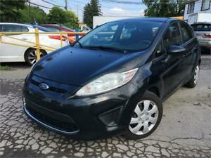 Ford Fiesta SE Automatic 2011