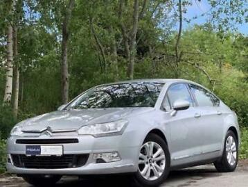 Citroen C5 2.0 HDi Exclusive / Suspension