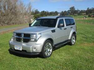 2011 Dodge Nitro Wagon. 1 Of The Last Made Pickering Brook Kalamunda Area Preview