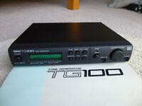 Yamaha TG100 MIDI controlled Tone Generator