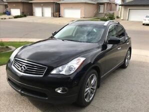 2013 Infiniti EX37- Very low KMs and great shape