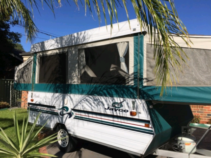 2000 Jayco hawk Camper trailer