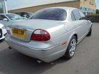 2006 Jaguar S Type 2.7d V6 SE 4dr Auto 4 door Saloon