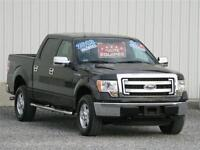 2013 Ford F-150 XLT XTR V8 SUPERCREW 4X4*FULL EQUIPEE*42 000KM