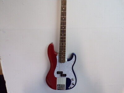 USA Fender Hiway 1 Precision 60 th Anniversary Electric Bass Guitar