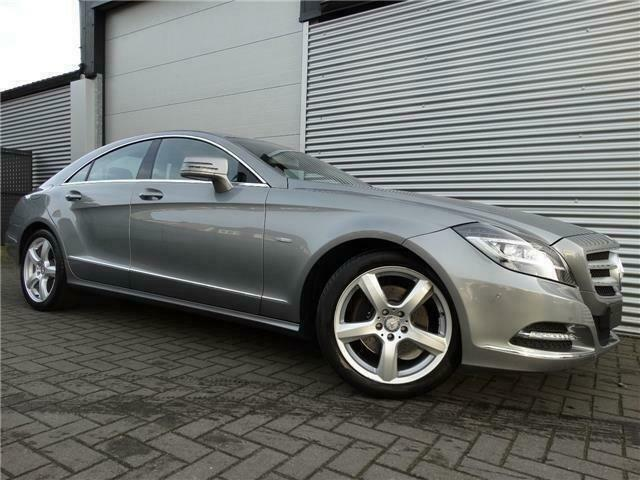 mercedes-benz cls 250 cdi be**camera*memory*comand**