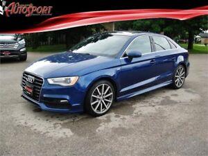 2015 Audi A3 | S-LINE | QUATTRO