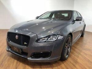 2016 Jaguar XJR X351 MY16 SWB Grey 8 Speed Sports Automatic Sedan