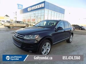 2011 Volkswagen Touareg 3.6L Execline 4dr All-wheel Drive 4MOTIO