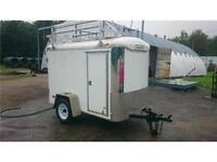 2011 LIKE NEW 5X8 ENCLOSED TRAILER** SUPER CLEAN