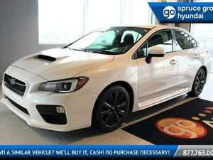 2015 Subaru WRX WRX MANUAL BLUETOOTH HEATED SEATS
