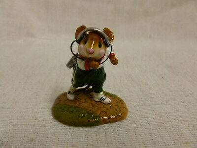 Wee Forest Folk Walkmouse Boy Special Edition MS-25 Mouse Retired