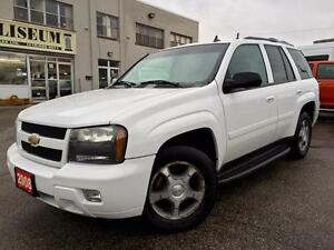 2008 Chevrolet TrailBlazer LT1 4X4 **POWER SUNROOF-WE FINANCE