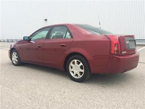 2004 Cadillac CTS Luxury -109676 kms- Outstanding Cond (SOLD)