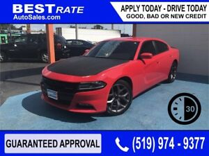 DODGE CHARGER RALLYE - BEATS AUDIO, NAVIGATION & BACKUP CAMERA!