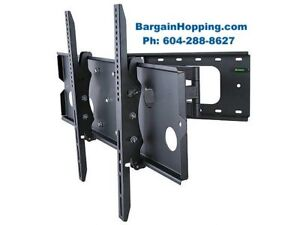Full Motion Swivel Articulating 32-65 inch TV Wall Bracket