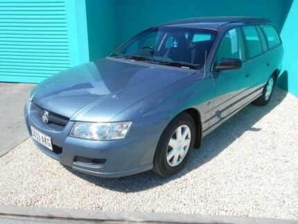 2006 Holden Commodore VZ Executive Grey 4 Speed Automatic Wagon Christies Beach Morphett Vale Area Preview