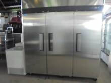 "GREENLINE ""AS NEW"" 3 DOOR STAINLESS STEEL FRIDGE 7 MTHS OLD $2995 Brendale Pine Rivers Area Preview"