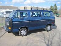 1985 VW vanagon - 7 seater window van - the iconic minibus