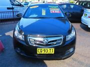2010 Holden Cruze JG CDX Black 6 Speed Sports Automatic Sedan Colyton Penrith Area Preview