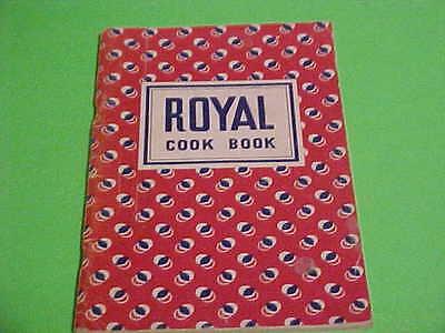 1935 ROYAL BAKING POWDER COOK [RECIPE] BOOK
