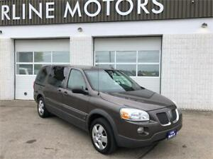 2009 PONTIAC MONTANA SV6, 7 PASS, DVD, CLEAN TITLE, COMING SOON!