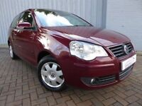 VW Polo 1.2 S 64, 3 Door, Lovely Colour, Low Low Miles and Excellent Service History, Ideal 1st Car