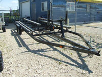 PONTOON BUNK TRAILER MODEL