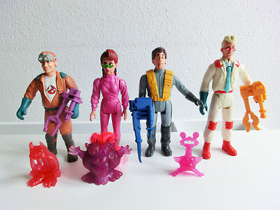 THE REAL GHOSTBUSTERS FRIGHT FEATURES ACTION FIGUREN SAMMLUNG KENNER VINTAGE
