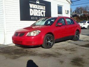 2008 Pontiac G5 SEDAN 2.2 L