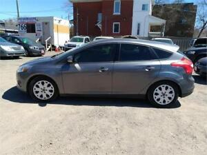 2014 Ford Focus-Hatch Back-in mint condition-Gas Saver-Certified