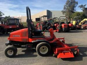 KUBOTA F3680 OUTFRONT MOWER (H) Hexham Newcastle Area Preview
