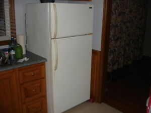 fridge and stove $100.00 for the pair