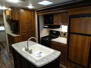 Bunkhouse RV Trailer with Dinette on Awning Side! Kitchener / Waterloo Kitchener Area image 5